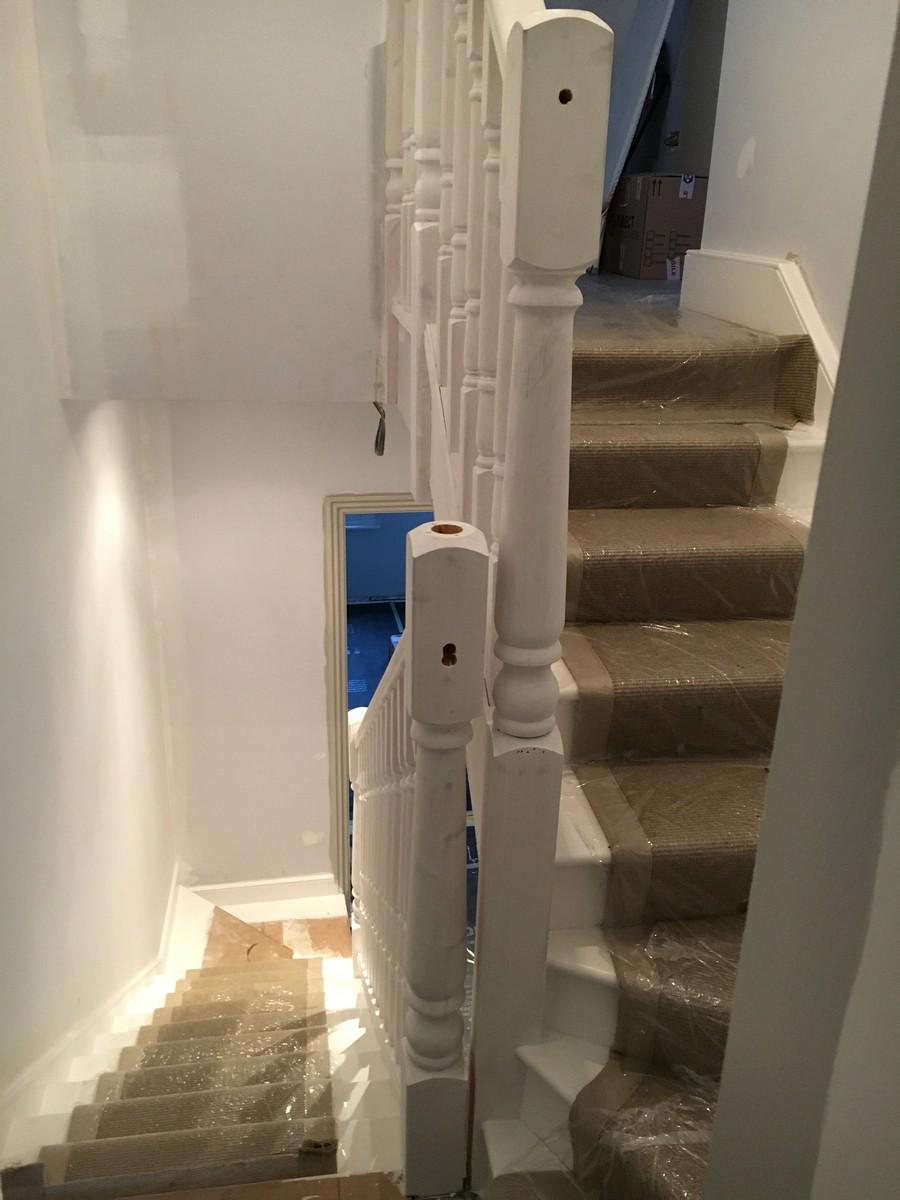 stairs-refinishing-basement-contractors-london-basement-finishing-london